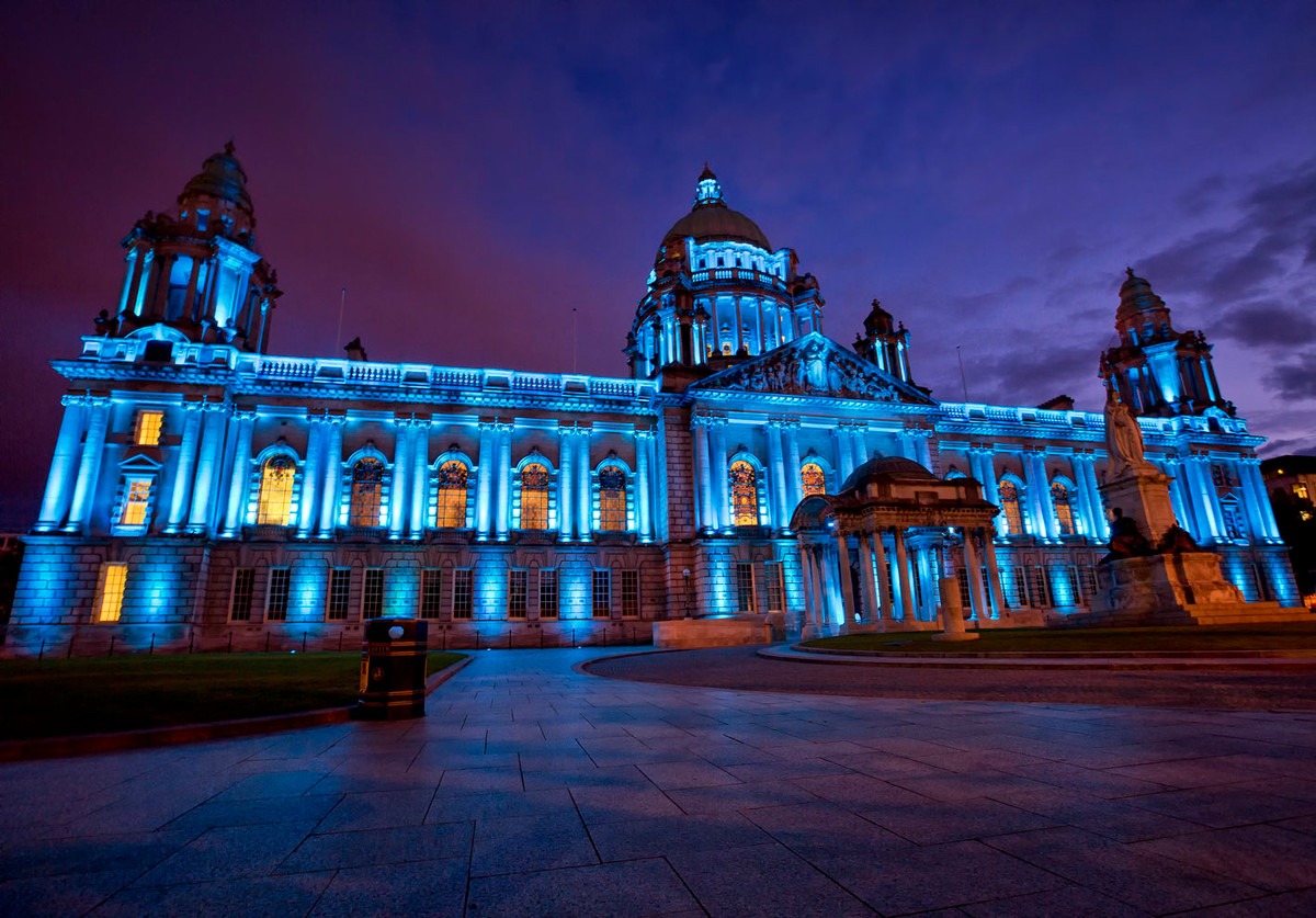 16734_Belfast City Hall