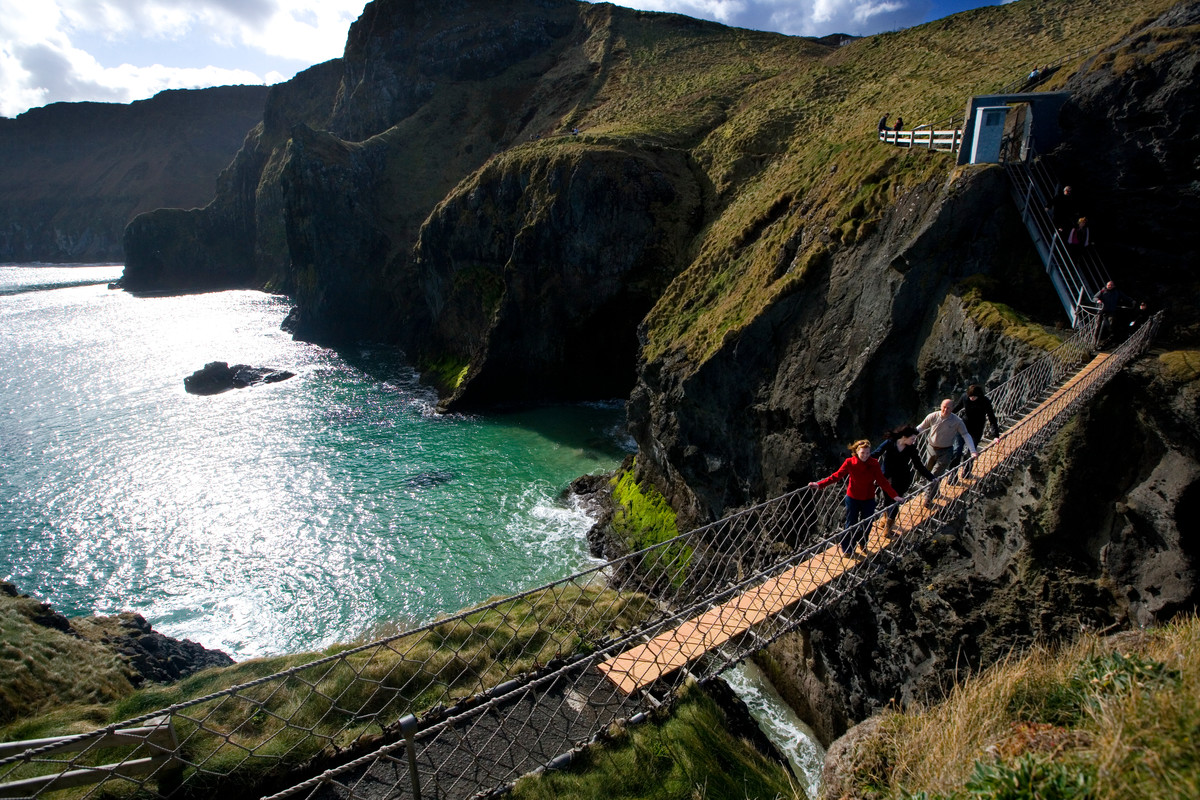 22356_Carrick-a-rede Rope Bridge