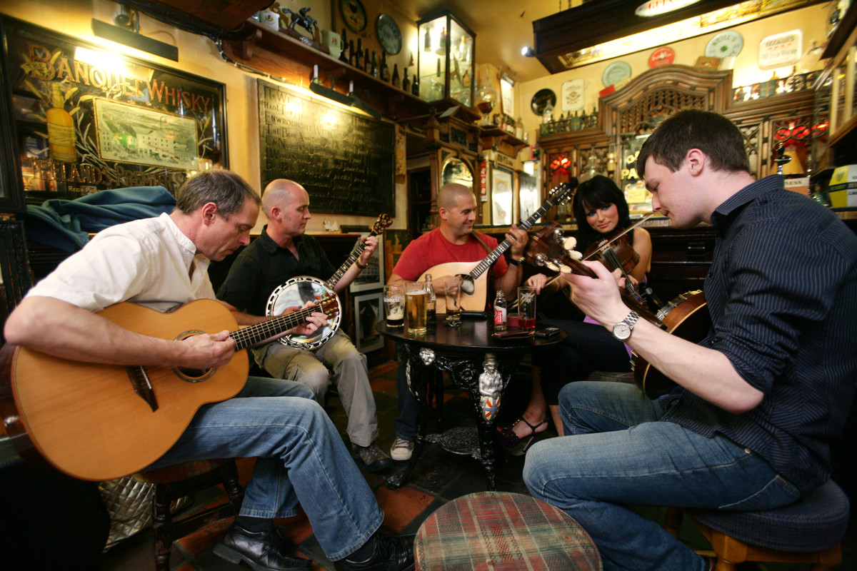 21630_Duke of York Pub - Traditional Music