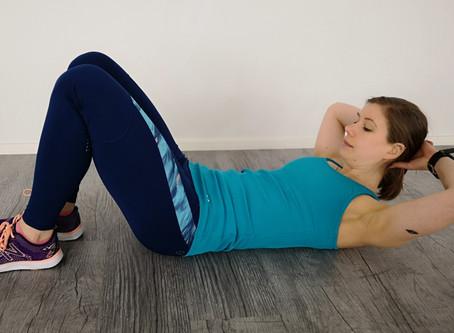 Juoksun aloittaminen synnytyksen jälkeen. Osa 2: Riittääkö kunto?