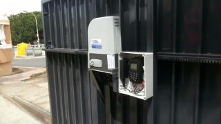 Motor puerta automática