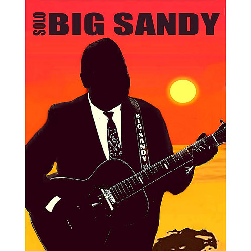Big Sandy Solo Poster