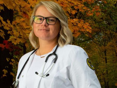 YON 2020 Day 328: Lauren Abfall, Nursing Student