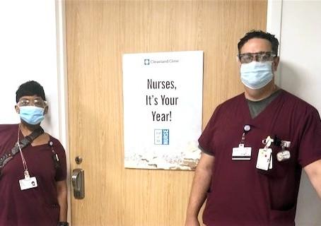 YON 2020 Day 332: The Nurses of Lutheran Hospital Behavioral Health Department