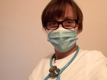 YON 2020 Day 311: Kelly Cook, LPN and Nursing Student
