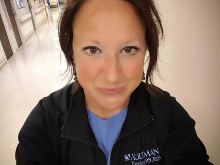 YON 2020 Day 321: Carolyn M. Harmon, BSN, RN