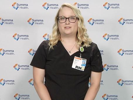 YON 2020 Day 341: Amber Cox, BSN RN