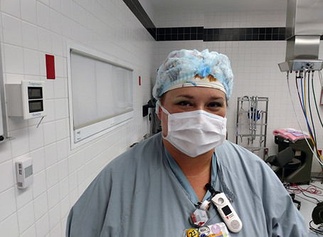 YON 2020 Day 293: Michelle Frohwerk, BSN, RN, CNOR