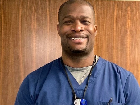 YON 2020 Day 295: Anthony E. Jackson, Jr., BSN, RN