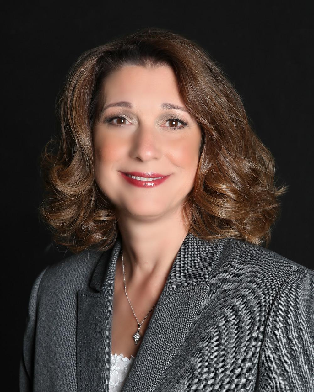 Portrait of Barbara Moran, BSN, MBA, Chief Nursing Officer at St. Vincent Charity Medical Center