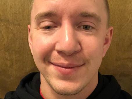 YON 2020 Day 336: Cory Adkins, Clinical Technician and Nursing Student