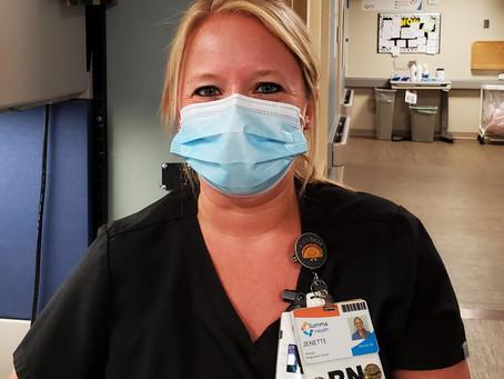 YON 2020 Day 260: Jenette Leonino, BSN, RN, BSN-BC
