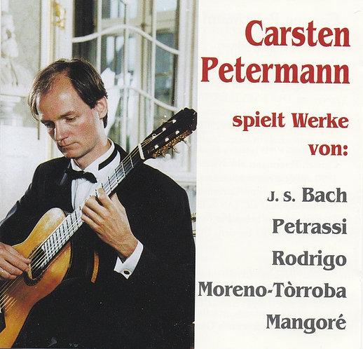 CARSTEN PETERMANN, Klassische Gitarre, CD