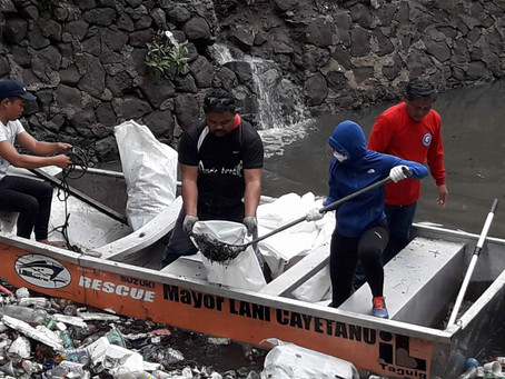 Taguig River Clean-up