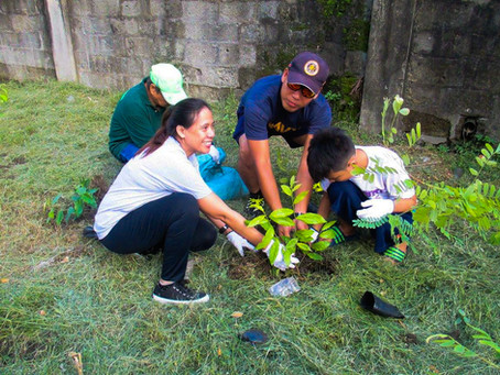 Arbor Day Urban Treeplanting
