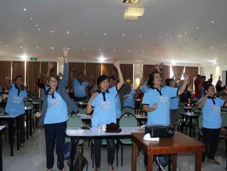 Senior Citizens Wellness Camp