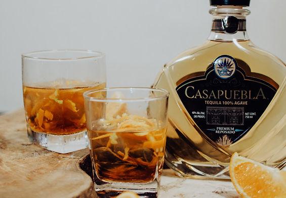 CasaPuebla Reposado Tequila cocktails