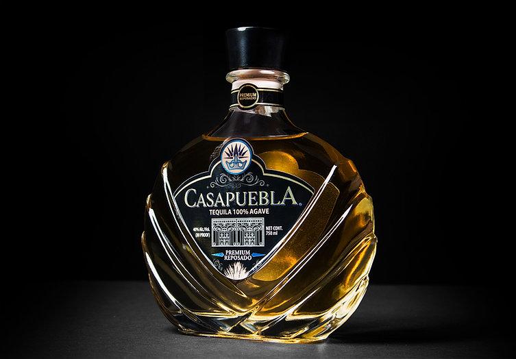 CasaPuebla Reposado Tequila Product shot