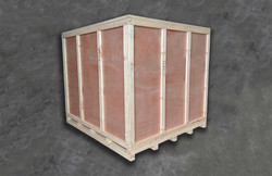 Plywood Case Heavy Duty Base