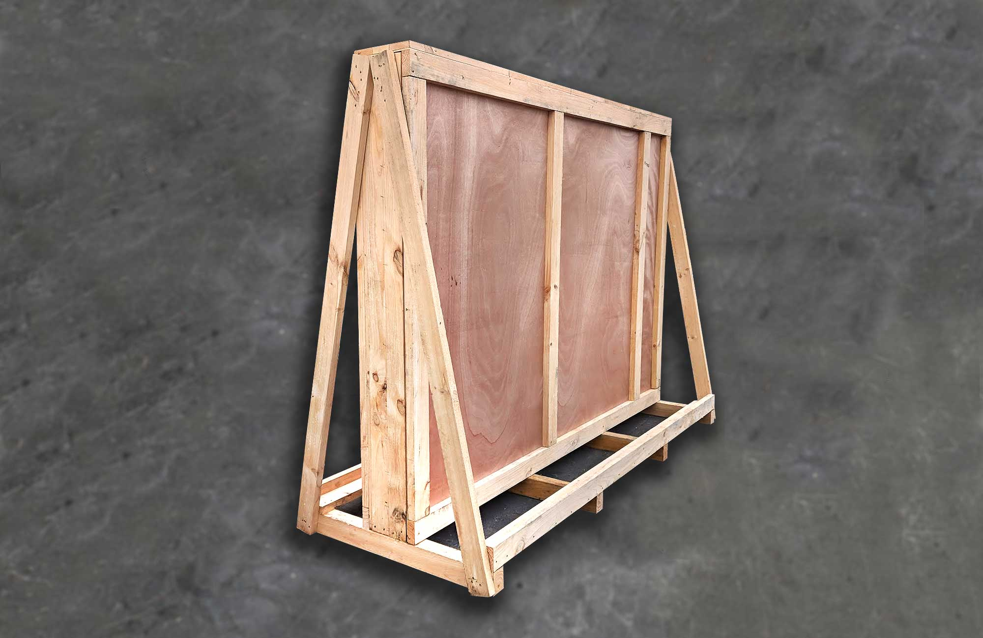 Plywood Case-A-frame