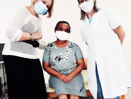 APRAESPI atende pacientes com síndrome pós-covid