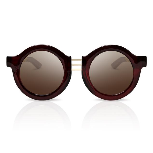 Thick Framed Sonnenbrillen