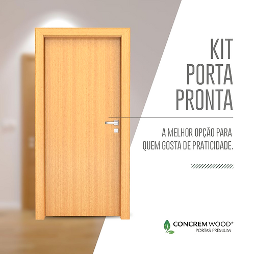 KIT PORTA PRONTA - CURUPIXA