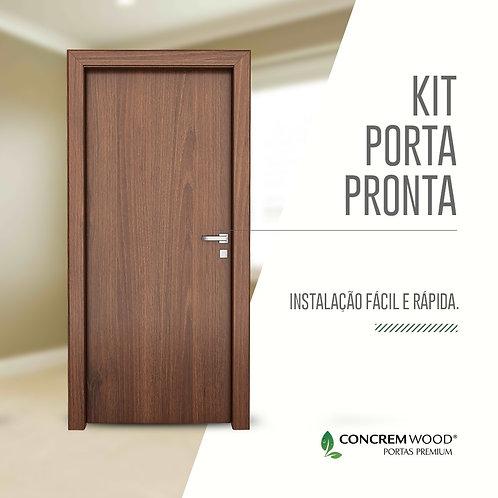 KIT PORTA PRONTA - IMBUIA