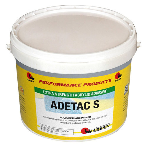 ADETAC S (vinílicos, LVT, carpetes, juta ...)