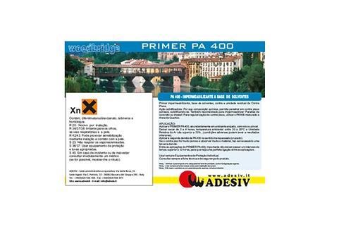 PA 400 (solidificador e impermeabilizante)