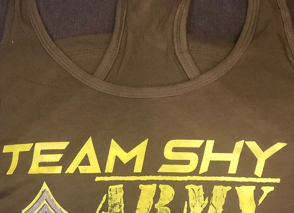 Team Shy Women's Tank Top