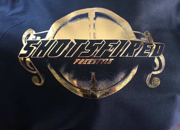 Shotsfired Gold Edition tees