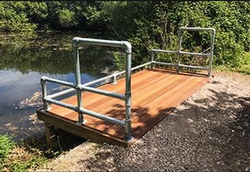Disabled Access Platform