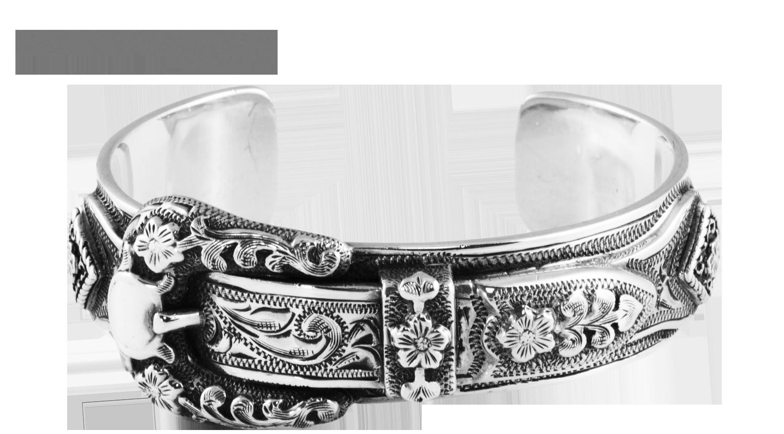 Buckle Cuff Bracelet