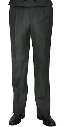 Pantalón cashmere gris