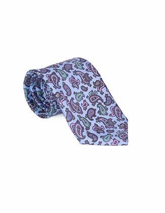 Corbata Azul Amebas