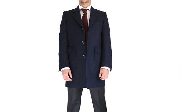 Abrigo Derby Azul Marino Rana