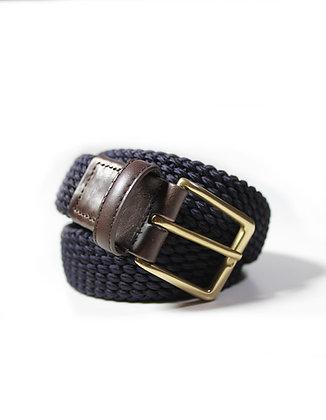 Cinturón Goma Azul