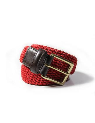 Cinturón Rojo Goma