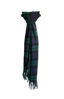 Blackwath Scarf doble ancho