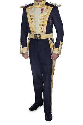 Uniforme del Real Cuerpo de la Nobleza de Madrid*