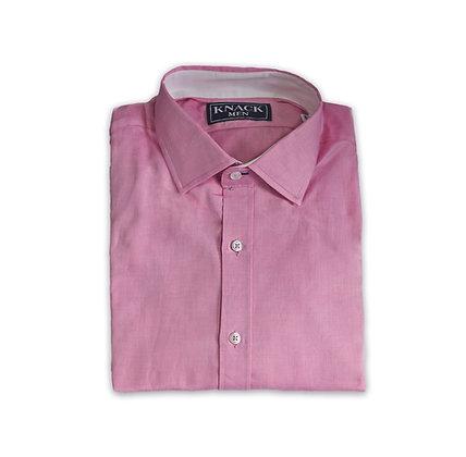 Camisa Rosa Algodón
