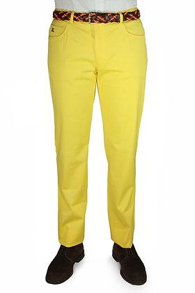 Pantalón Rodheo Amarillo