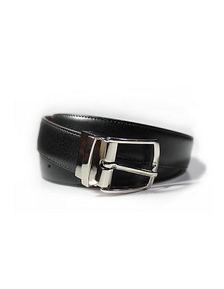 Cinturón Reversible Negro y Marrón