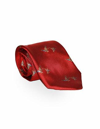 Corbata Roja Patos