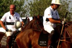 Knack Men Polo Team