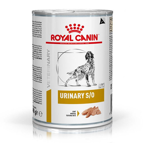 Royal Canin Veterinary Diet URINARY S/O CAN
