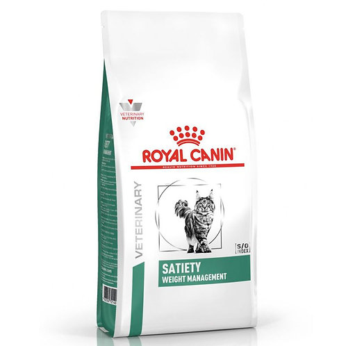 Royal Canin Veterinary Diet Feline SATIETY SUPPORT WEIGHT MANAGMENT