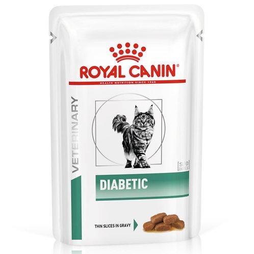 Royal Canin Veterinary Diet Feline DIABETIC POUCH