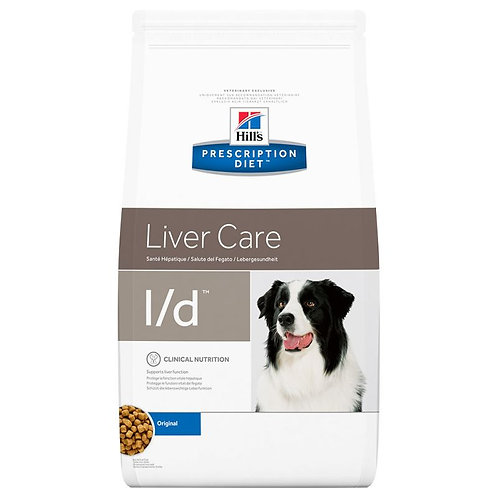 Hill's Prescription Diet l/d LIVER CARE